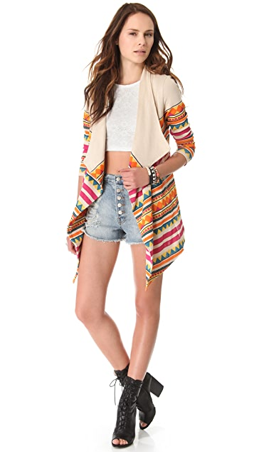 MINKPINK South West Cardigan