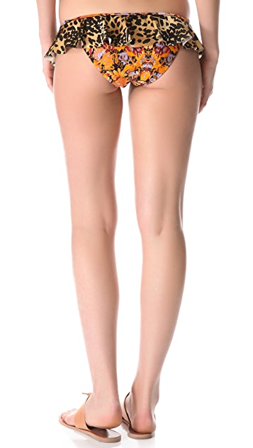 MINKPINK Celine Bikini Bottoms