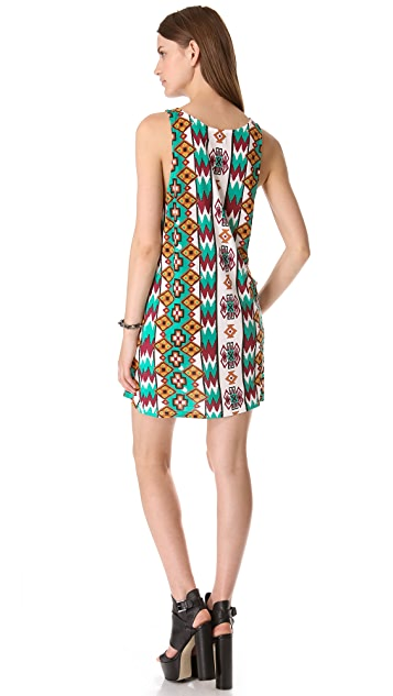 MINKPINK Empire of the Sun Dress