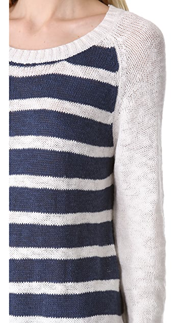 MINKPINK Cruising Raglan Sweater