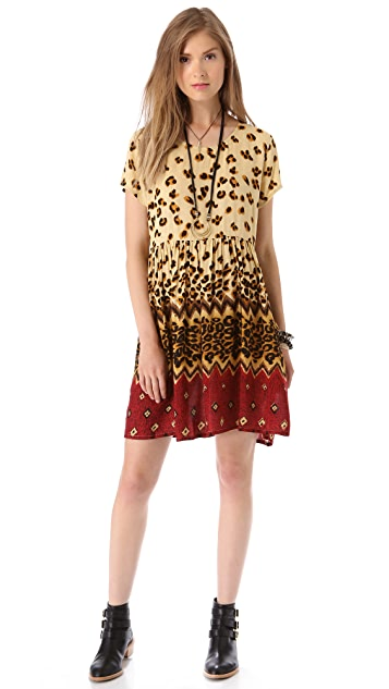 MINKPINK Wild Thing Dress