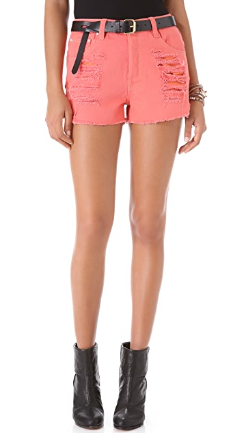 MINKPINK Slasher Flick Sherber Shorts