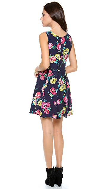 MINKPINK Flower Bomb Dress