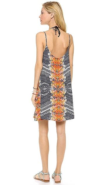 MINKPINK Reflections Mini Cover Up Dress