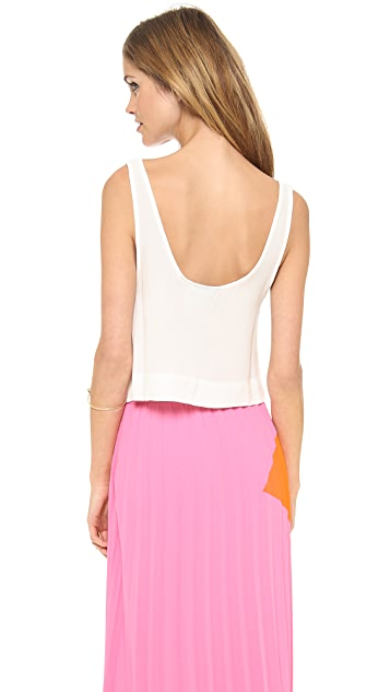 MINKPINK Electric Feel Tank