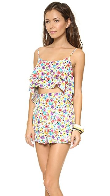 MINKPINK Wildflower Patch Camisole