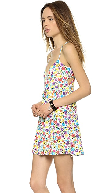 MINKPINK Wildflower Patch Dress