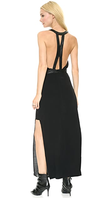 MINKPINK Edge of Glory Maxi Dress