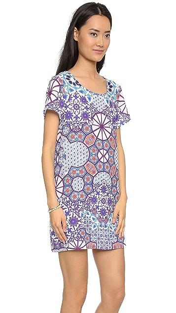 MINKPINK Whisper Of The Heart Tee Dress