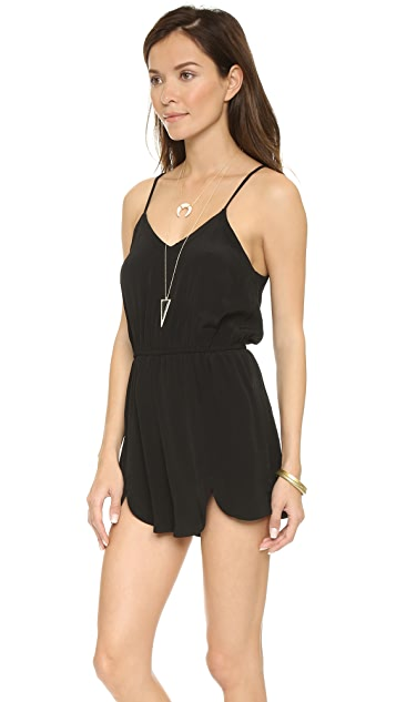 MINKPINK Confessions Romper