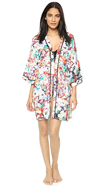 MINKPINK Day Dreamer Robe