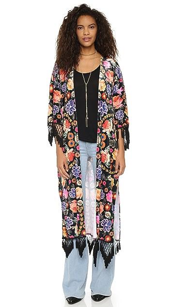 MINKPINK Little Gypsy Kimono