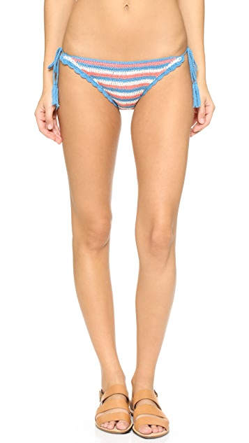 MINKPINK Lost And Loving It Bikini Bottoms