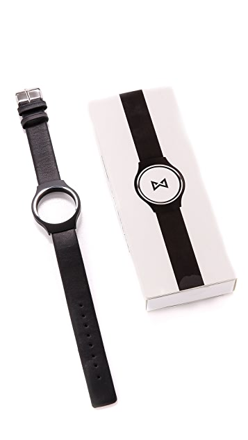 Misfit Leather Band