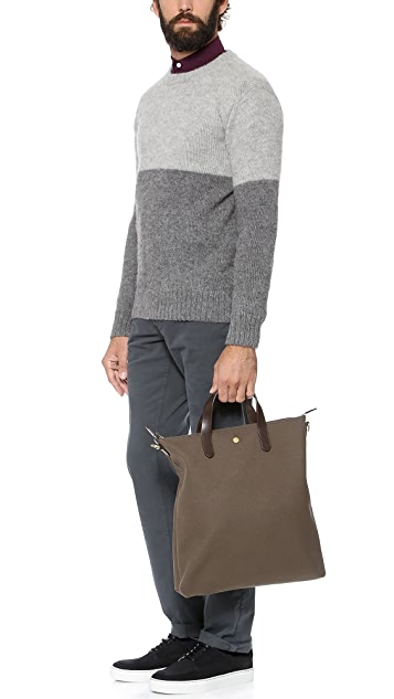 Mismo M/S Shopper Shoulder Bag