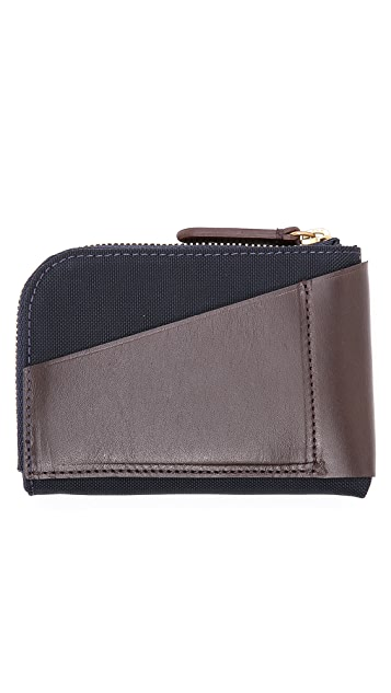 Mismo M/S Cards & Coins Zip Wallet