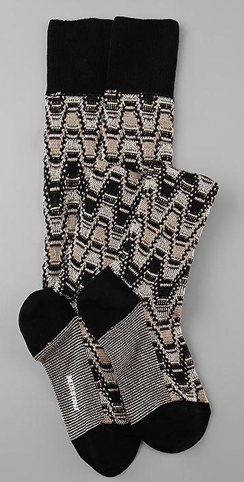 Missoni Above the Knee Socks