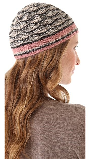 Missoni Wave Cap
