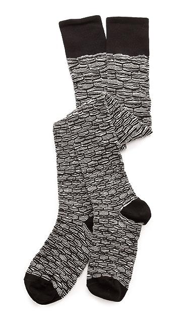 Missoni Thigh High Socks