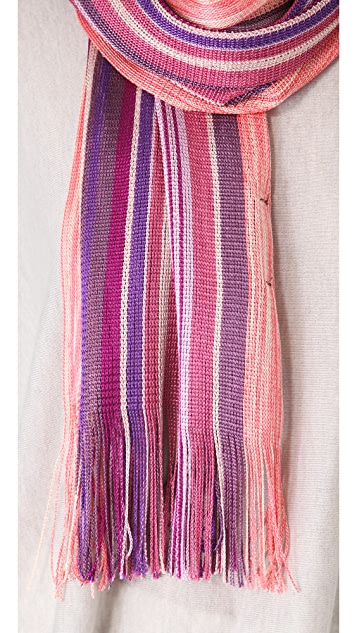 Missoni Vertical Stripe Scarf