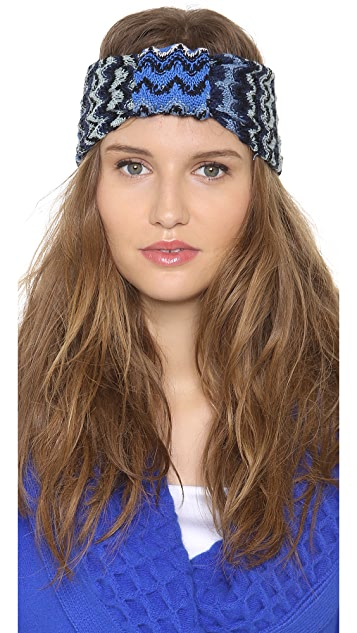 Missoni Mini Wave Headband
