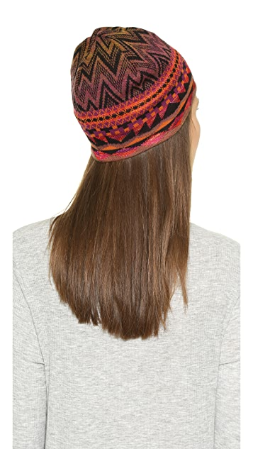 Missoni Knit Hat