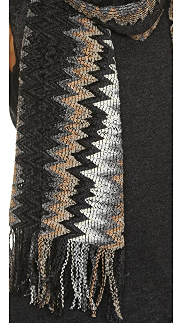 Missoni Knit Scarf