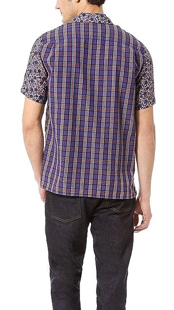 Marc Jacobs Short Sleeve Sport Shirt