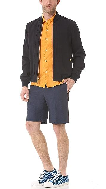 Marc Jacobs Contrast Trim Shorts