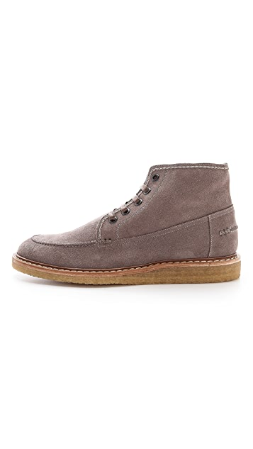 Marc Jacobs Shearling Lined Boots