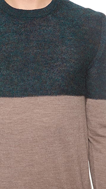 Marc Jacobs Colorblock Sweater