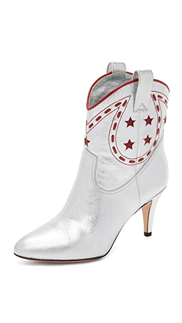 Marc Jacobs Georgia Cowboy Booties