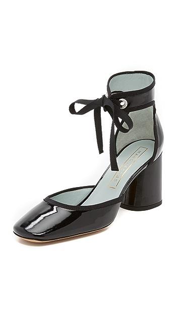 374a68498344 Marc Jacobs Elle Ankle Strap Pumps ...