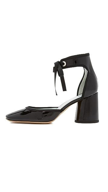 Marc Jacobs Туфли-лодочки с ремешком на щиколотке Elle