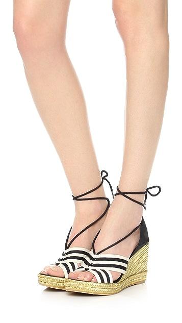 4a94a3b9802 ... Marc Jacobs Dani Wedge Espadrille Sandals ...