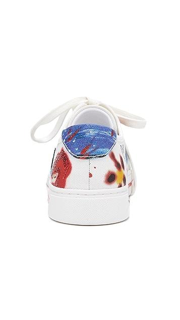 Marc Jacobs Кроссовки на шнуровке Christy с паве