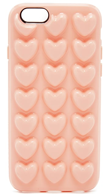 Marc Jacobs Jelly Heart iPhone 6 / 6s Case