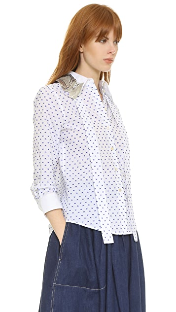Marc Jacobs Button Front Shirt