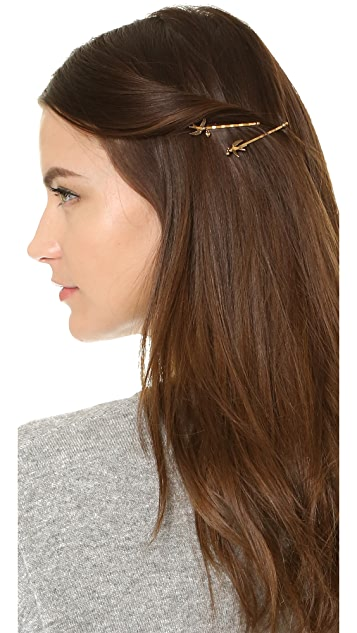 Marc Jacobs Swallow Bobby Pins