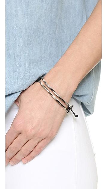 Marc Jacobs Rope Friendship Bracelet