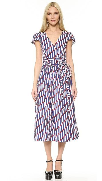 Marc Jacobs Short Sleeve Dress