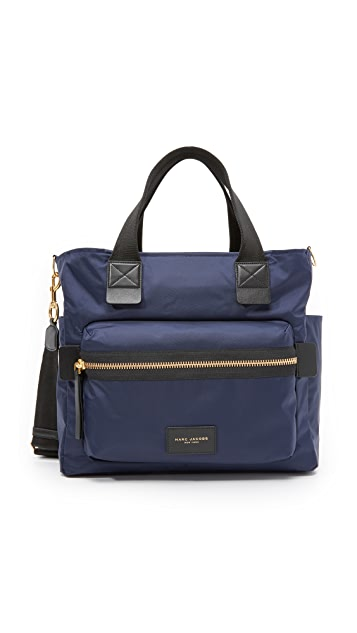 The Marc Jacobs Nylon Biker Baby Bag