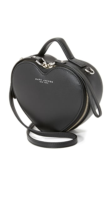 Marc Jacobs Heart Cross Body Bag