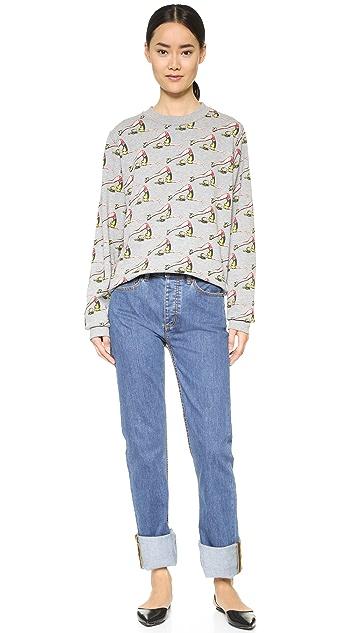 Marc Jacobs Pinup Sweatshirt
