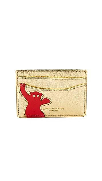 Marc Jacobs Monkey Card Case