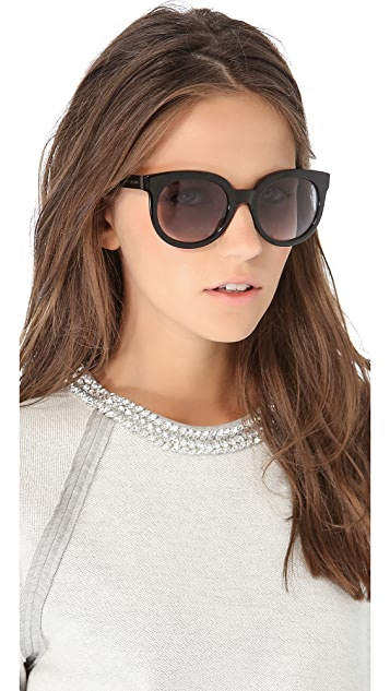 Marc Jacobs Sunglasses Acetate Sunglasses