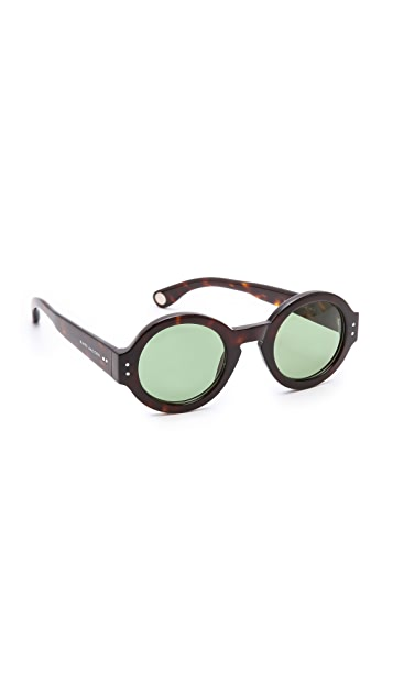 Marc Jacobs Sunglasses Perfect Circle Sunglasses