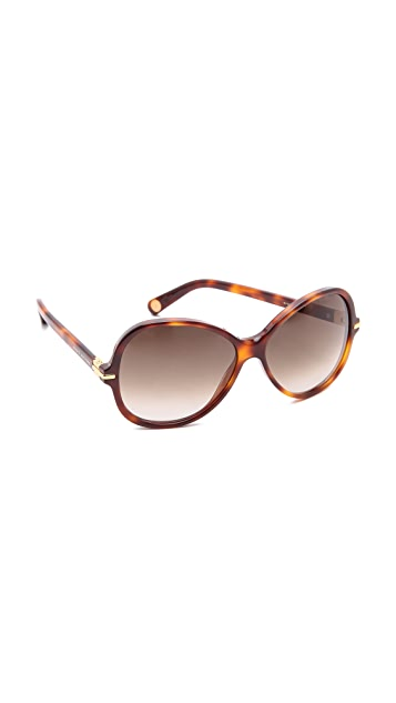 Marc Jacobs Sunglasses Round Oversized Sunglasses