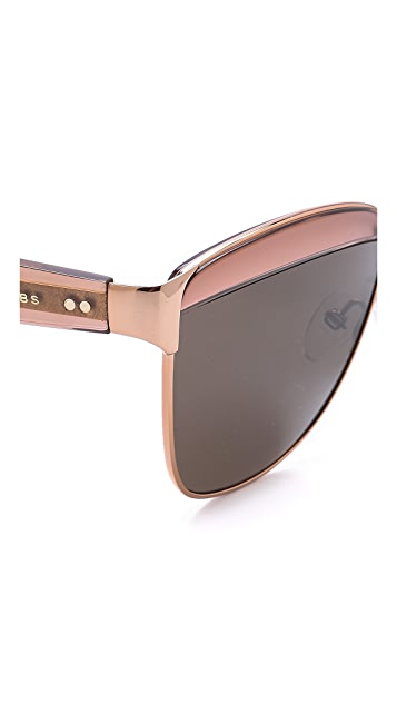 Marc Jacobs Sunglasses Oversized Sunglasses