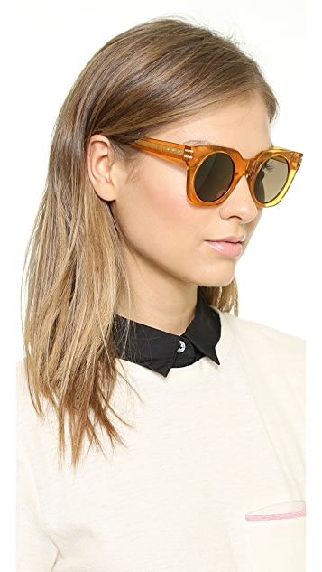 Marc Jacobs Sunglasses Transparent Sunglasses